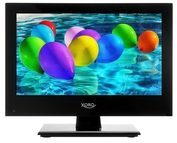 XORO PTL 1330 13.3Zoll LCD 1920 x 1080Pixel Schwarz Tragbarer Fernseher XOR400674