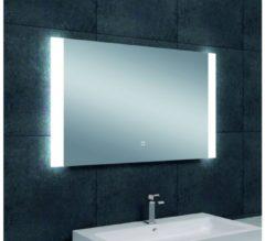 Saqu Spiegel met LED 100x60 cm