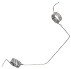 Elektro Helios Feder (für Türhaken) für Waschmaschine 8996470847600