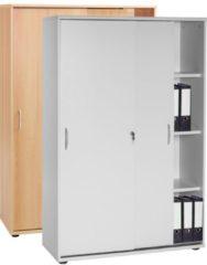 Aktenschrank Büroschrank Schrank Regal Büroregal Universalschrank Aktano 480 VCM Buche