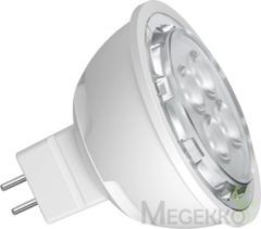 Ultron LED-lampen GU5.3, 4.5 W, 25000h, 3000k, 250 lm, 50 x 50 x 48.5 mm