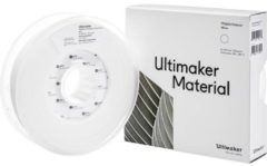 Ultimaker TPU - M0369 White 750 - 215194 Filament Semiflexibel 2.85 mm Weide 750 g