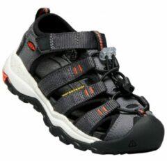 Zwarte Keen - Kid´s Newport Neo H2 - Sandalen maat 1 zwart