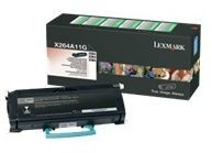LEXMARK X264, X363, X364 tonercartridge zwart standard capacity 3.500 pagina s 1-pack return program