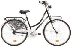 "Atala 26"" ZOLL CITY FAHRRAD COLLEGE Citybike Damen schwarz"