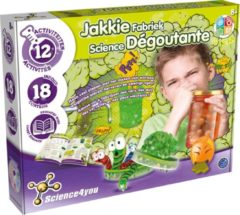 Science 4 You - Jakkie Fabriek - Experimenteerset
