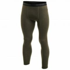 Woolpower - Long Johns - Merino-ondergoed maat XL, zwart/bruin