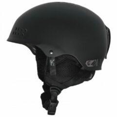 K2 Thrive skihelm - Zwart - L/XL - unisex