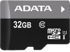 ADATA Technology Co ADATA Premier - Flash-Speicherkarte - 32 GB AUSDH32GUICL10-R