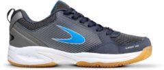 Marineblauwe DITA LGHT 150 Indoor Junior Sportschoenen Unisex - Blauw/donker grijs