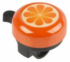 M-wave Fietsbel Kinderfiets Sinaasappel 5,5 Cm Oranje