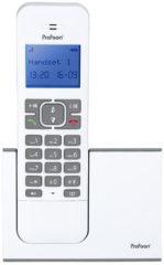 Witte Profoon PDX-8400 Draadloze DECT-telefoon - Wit