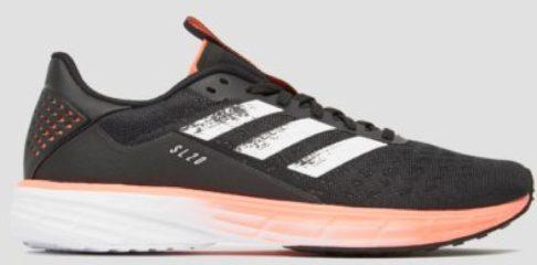 Koraalrode Adidas SL20 hardloopschoenen voor dames - Hardloopschoenen