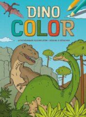Deltas Kleurboek Dino Color Junior 28,1 Cm Papier