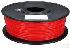 Rode Velleman PLA175R1 Polymelkzuur Rood 1000g 3D-printmateriaal
