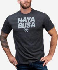 Hayabusa T-Shirt Casual Logo Zwart Medium