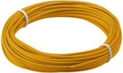 """Goobay """"10m oranje 1x 0,14mm geisoleerd koperdraad voor hobby toepassingen - 10 meter"""""""