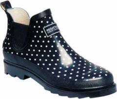 Regatta - Women's Harper Low Wellington Boots - Laarzen - Vrouwen - Maat 37 - Blauw