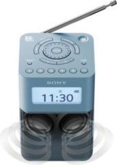 Sony Tragbares DAB / DAB+ Uhrenradio mit Stereolautsprechern »XDR-V20D«