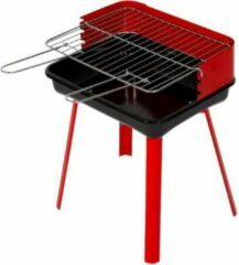 Rode Bbq time Barbecue Compacte Barbecue / Barbeque / BBQ