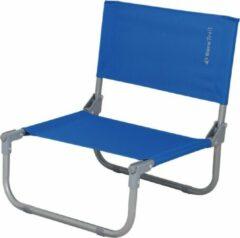 Azuurblauwe Eurotrail Minor - Campingstoel / strandstoel - azuur