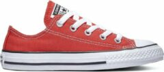 Converse Meisjes Sneakers Chuck Taylor As Ox Inf - Rood - Maat 35