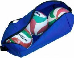 Molten Ballentas Voor Volley- En Voetballen 36 Liter Blauw