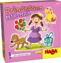 Roze Haba kinderspel Prinsessen Mix-Max (NL)