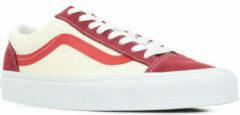 Beige Lage Sneakers Vans STYLE 36