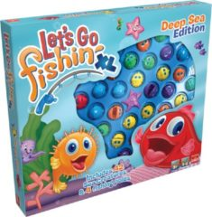 Let's Go Fishing XL - Kinderspel - Goliath