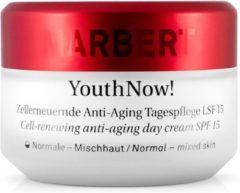 MARBERT YouthNow! dagcrème 50 ml Verouderende huid, Gecombineerde huid, Normale huid