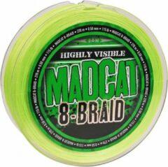 Groene Madcat 8 Braid - Dyneema - 0.40mm - 270m