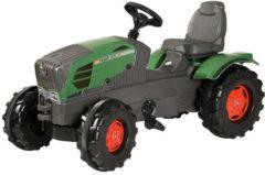 Groene Rolly Toys traptractor RollyFarmtrac Fendt 211 junior groen/grijs