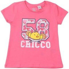 Roze T-shirt Korte Mouw Chicco 09006955000000