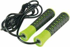 Urban Fitness Springtouw 2,8 Meter Zwart/groen