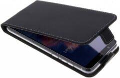 Accezz Flipcase hoesje voor Huawei P Smart - Zwart