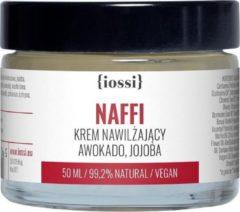 IOSSI Naffi gezicht vochtinbrengende crème met avocado en jojoba-olie 50ml