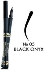 Zwarte Max Factor Masterpiece High Precision - 05 Black Onyx - Liquid Eyeliner