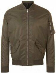 SOLS Unisex Rebel Fashion Bomber Jacket (Umber)