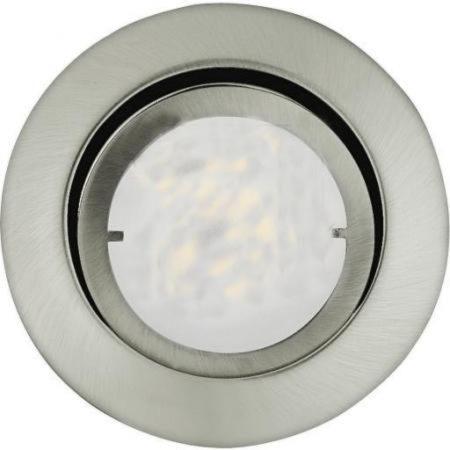 Afbeelding van Einbauleuchte Joanie mit LED, eisen gebürstet