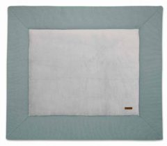 Groene Baby's Only Baby's Only Boxkleed Classic Stone groen 85 x 100 cm