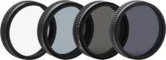 Zwarte Hama Filter-kit Voor Drone DJI P3/4
