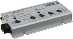 Eurolite LVH-1 S-Video-switch Met metalen behuizing