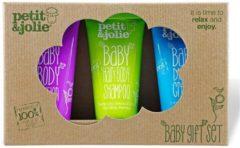 Petit & Jolie Baby Giftset 3 X 50 Ml (3x50ml)
