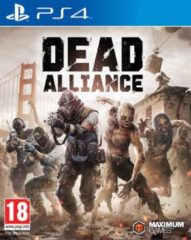 Maximum Games Dead Alliance PS4 (PS40061EUR)