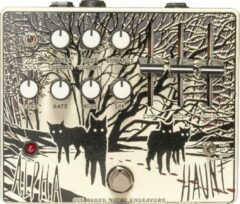 Old Blood Noise Endeavors Alpha Haunt Highly-tweakable Fuzz Pedal with EQ