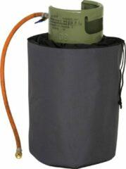 Zwarte Eurotrail Gasfles beschermhoes - 5kg fles
