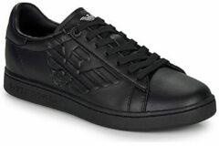 Emporio Armani EA7 Classic New CC Sneakers - Maat 44 2/3 - Mannen - zwart