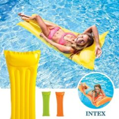 Intex Economy Luchtbed 183x69 Assorti