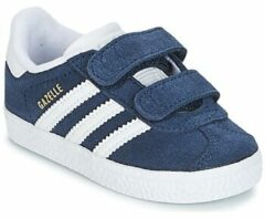 Blauwe Sneakers Gazelle Cf I by Adidas Originals